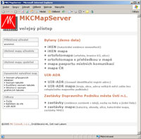 mkcmapserverdemo screen