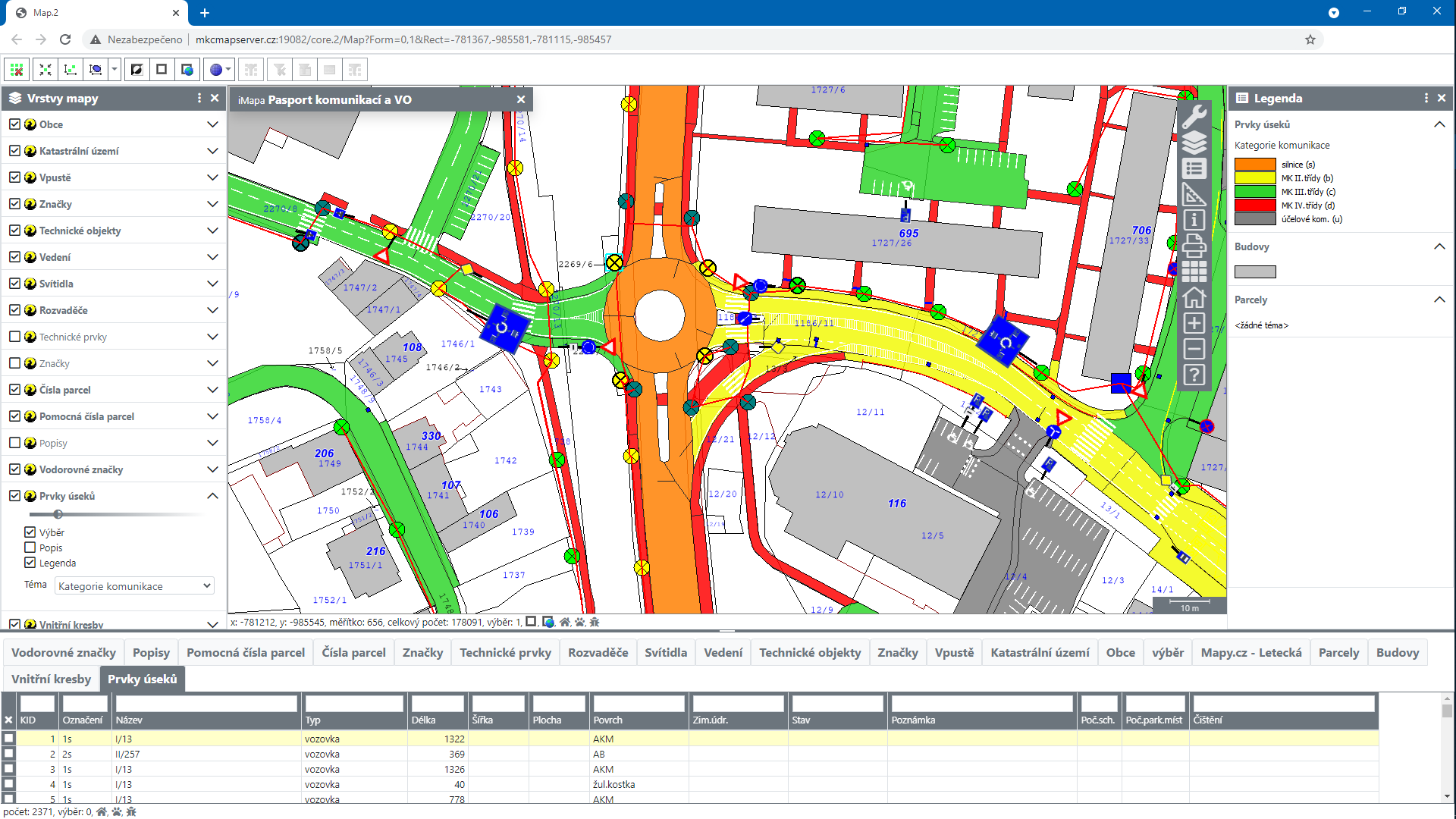 MapServer úvod